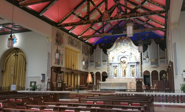 Cathedral-Basilica of St. Augustine, St. Augustine, FL