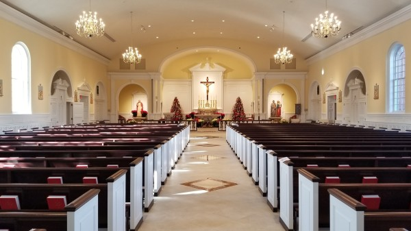 St. Pius X - Fairfield, CT - New for Christmas 2019